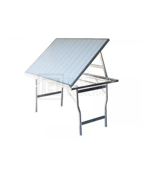 Mesa de Aluminio Expositora...