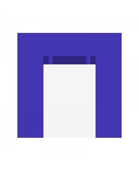Lateral con Puerta 3m Premium