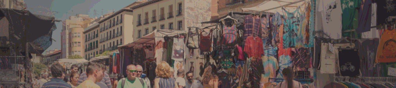Paradas de Mercado | Recacha