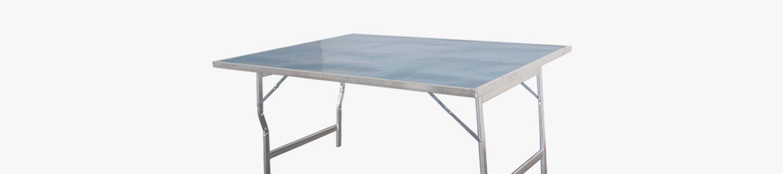 Mesas de Aluminio | Recacha